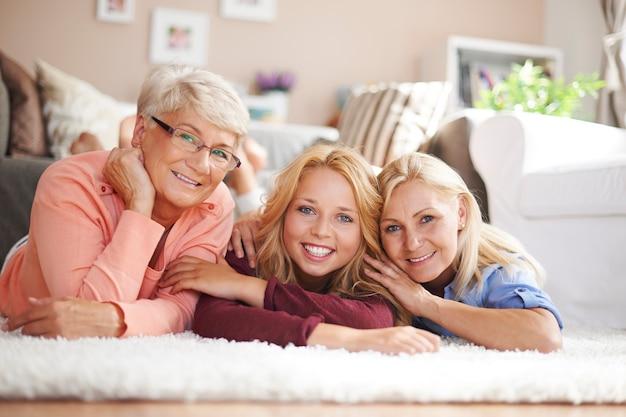 Как прекрасно иметь любящую семью