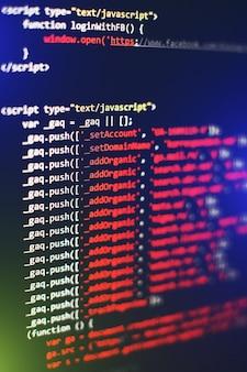 開発者とデザイナーのためのhtmlwebデザインコード
