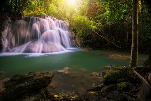 Хуай мэй хамин водопад