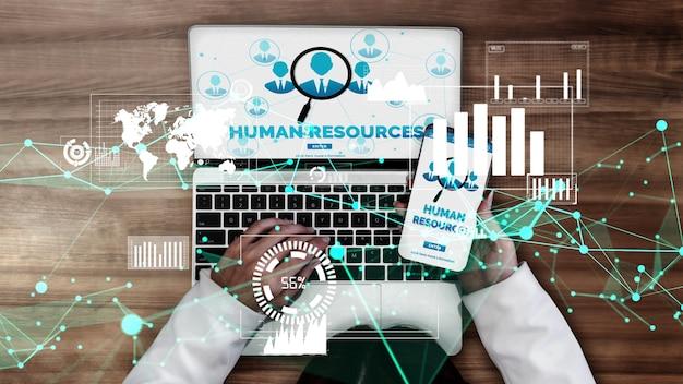 Концептуальная концепция управления персоналом и человеческими сетями