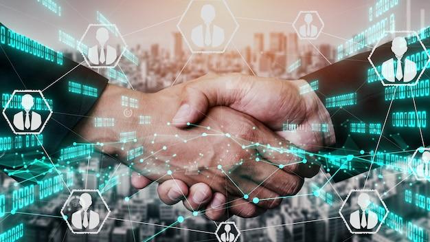 人的資源と人的ネットワークの概念