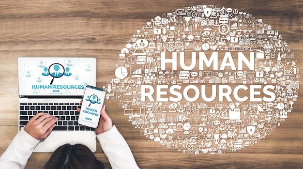 Human resources and people networking