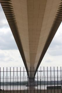 Under the humber