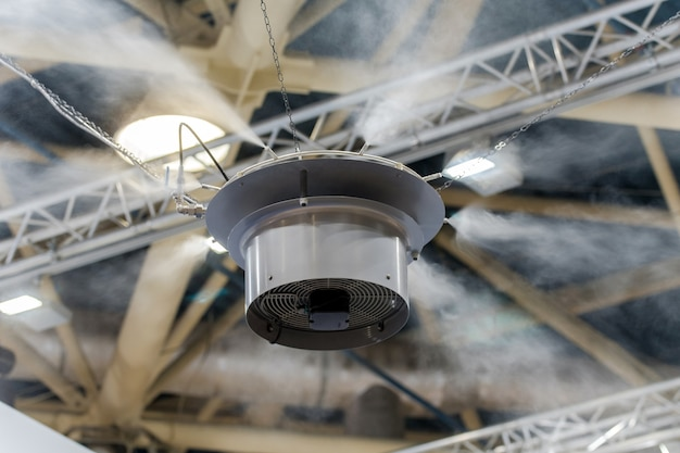 加湿冷却産業システム