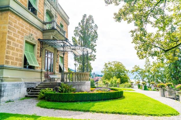 Hunegg castle national museum history in switzerland