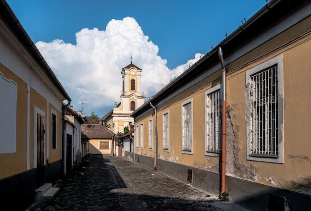 Городская церковь в венгрии