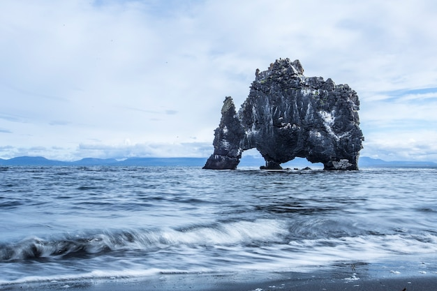 Hvitserkur, one of the most beautiful places to visit in iceland