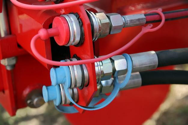 油圧コネクター