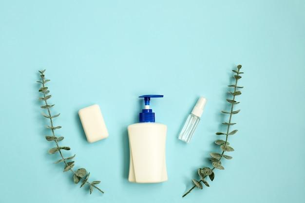 Hygiene products during quarantine of the coronavirus