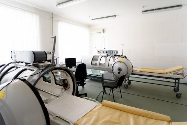 Hyperbaric chamber
