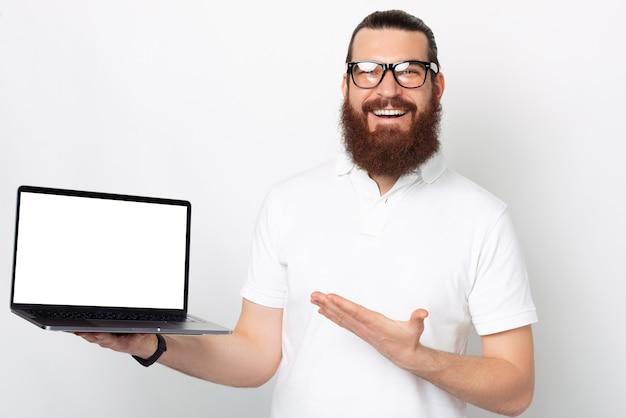 このオファーをノートパソコンの画面に表示します。