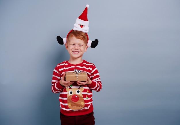 У меня есть для тебя рождественский подарок