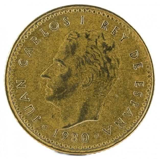 Хуан карлос i монета