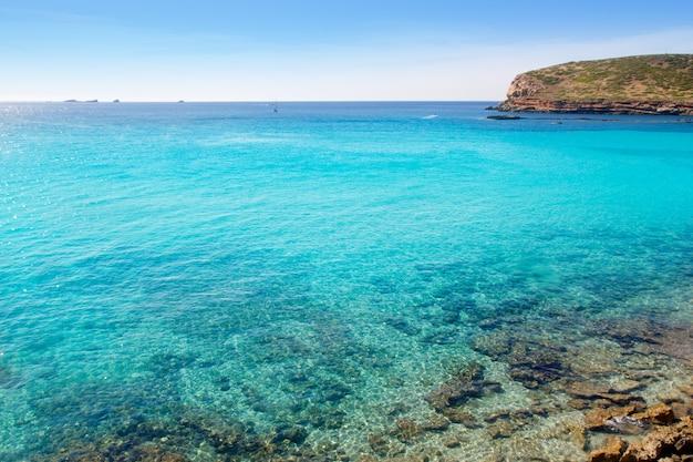 Ibiza cala conta conmte in san antonio