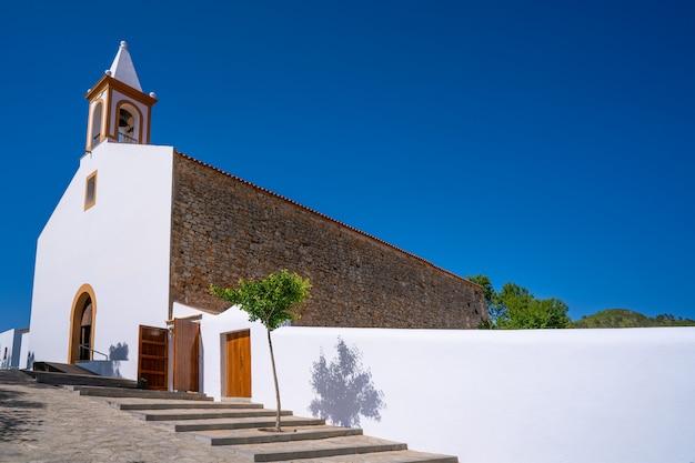 Ibiza sant joan de labritja in balearic island
