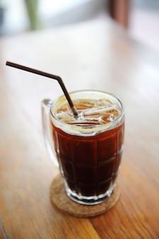 アイスアメリカーノコーヒー