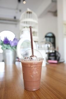 Ледяной шоколад