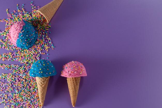 Мороженое и лето