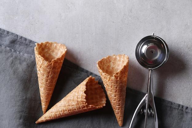 アイスクリームコーン