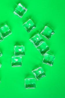 Кубики льда искусственные акриловые кусочки