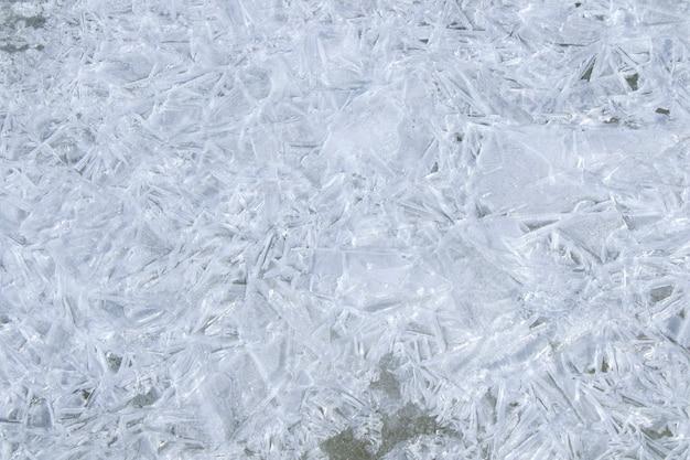 얼음 질감 및 패턴