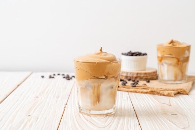 アイスダルゴナコーヒー