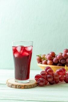 Замороженный свежий виноградный сок