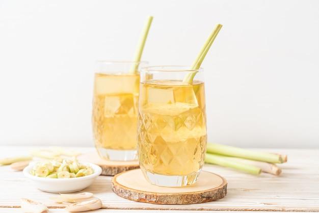 レモングラスジュース