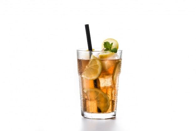 Iced tea drink