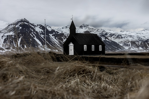 Icelandic budir church