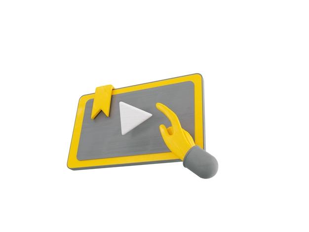 아이콘 책 교육 눈금 인터넷 대학 컴퓨터 기술 과정 e러닝