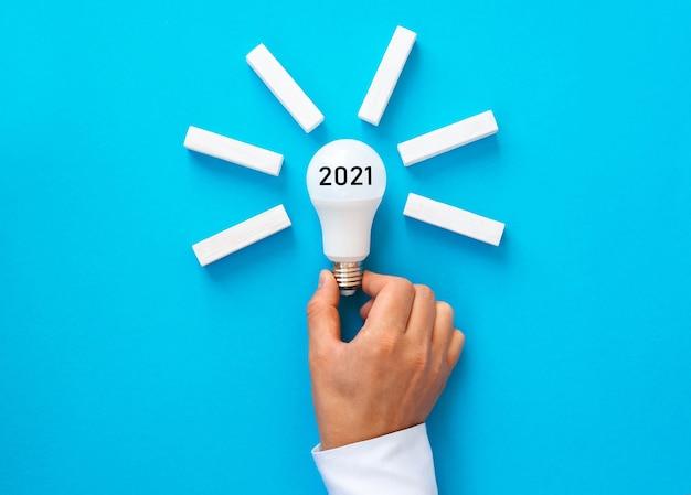 Идея и концепция вдохновения для инноваций