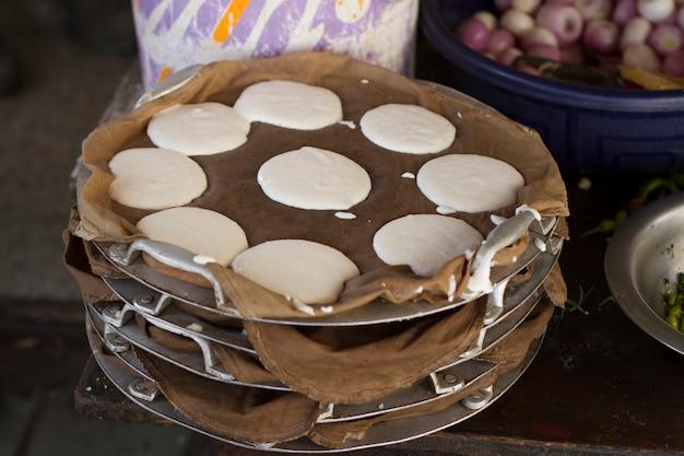 南インド料理idli