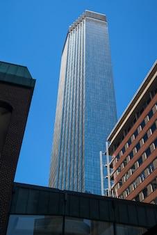 米国ミネソタ州ヘネピン郡ダウンタウンのミネアポリスのidsセンタータワー