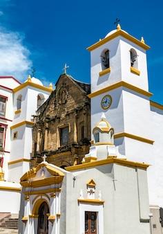 Иглесия-де-ла-мерсед, церковь в каско-антигуо, панама-сити