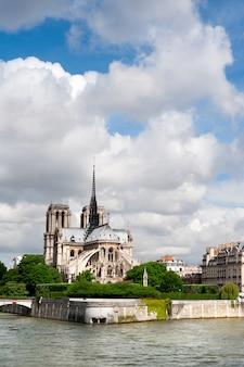 Иль-де-ла-сите в париже