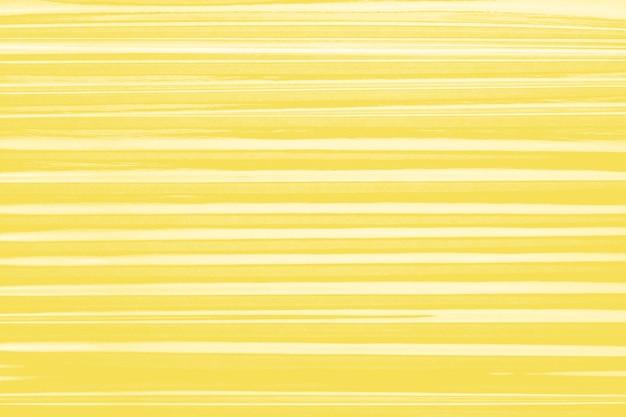 Подсветка желтых полос пищевой пленки