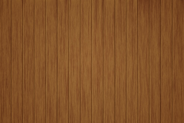 Illustration wooden background, the surface of the old brown wood texture