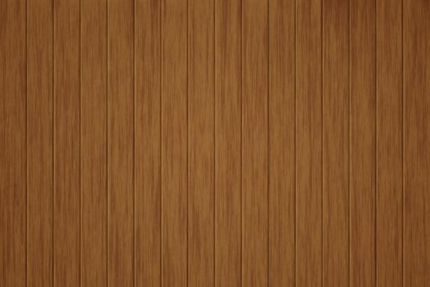 イラストの木製の背景、古い茶色木目テクスチャの表面