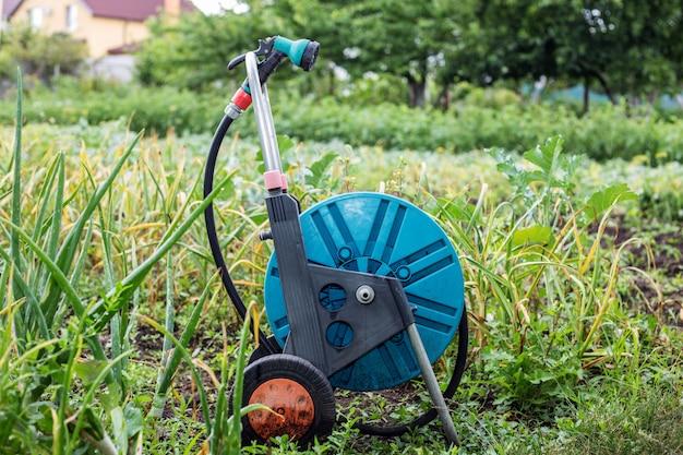 An image of a garden hose.