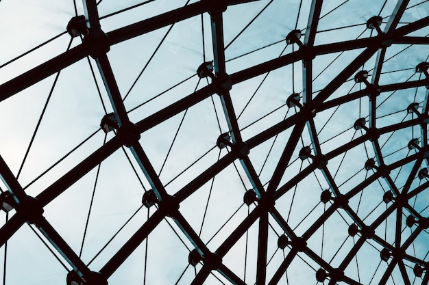 Image of modern glass building architecture