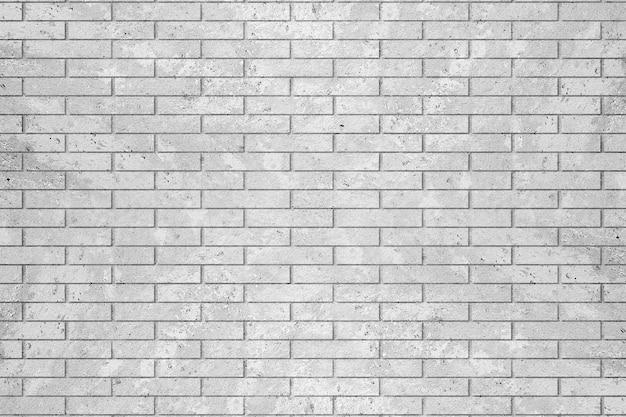 Изображение серой кирпичной стены для фона