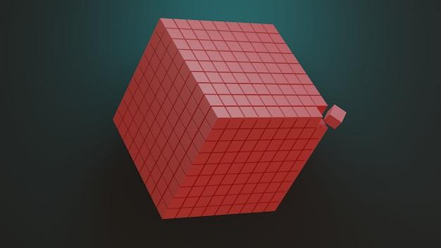 Несовершенство куба