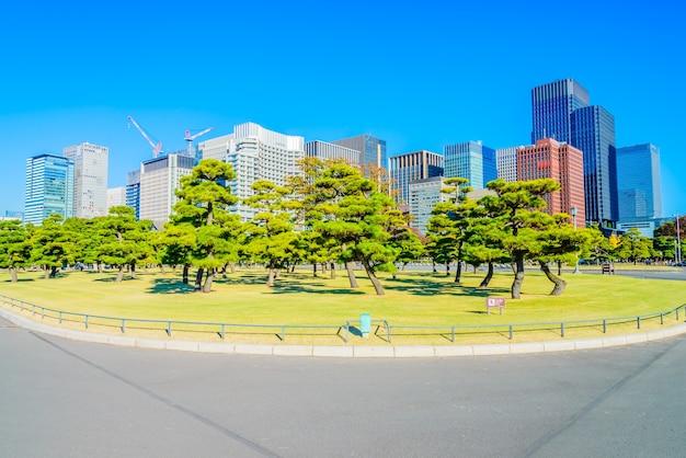 도쿄 일본의 황궁