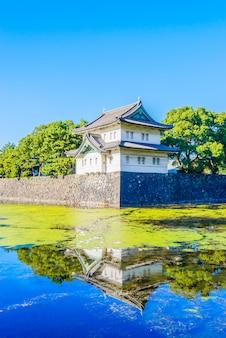 東京の皇居