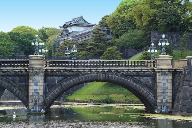 皇居、日本