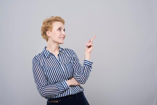 Cosa importante indicata da una donna