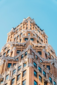 Impressive building in new york
