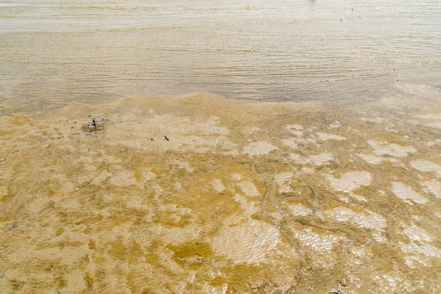 В море грязи