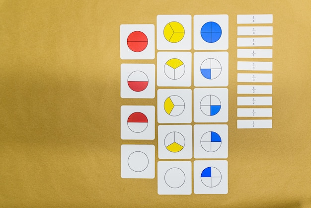 В монтессори-педагогике математику по-разному можно преподавать в классе